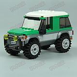Конструктор LEPIN City 02027 Внедорожник с прицепом для катамарана 212 деталей аналог Lego 60149, фото 4