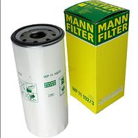 Масляный фильтр mann   WP 11 102/3 железный