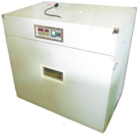 Промышленный инкубатор на 528 куриных яйца — вместительная модель с полностью автоматическим управлением