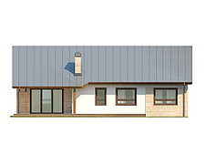 Строительство дома «под ключ» по проекту «Сириус», фото 3