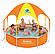 ДЕТСКИЙ Каркасный бассейн с навесом  Steel Pro Bestway 56432 (244x51 см), фото 5