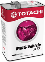 Трансмиссионная жидкость TOTACHI ATF Multi-Vehicle 4литра