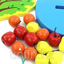 Дерево с фруктами на магнитах, фото 3