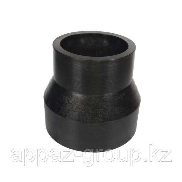 Переходник полиэтиленовый 200х110 мм ПЭ100 SDR11/17