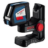 Линейный лазерный нивелир  Bosch GLL 2-50 + BM1