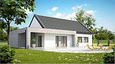 Строительство дома «под ключ» по проекту «Кастор», фото 2
