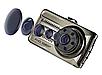 Автомобильный видео регистратор T666 с камерой заднего вида, фото 3