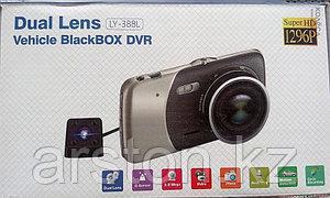 Видеорегистратор LY-388L двухкамерный