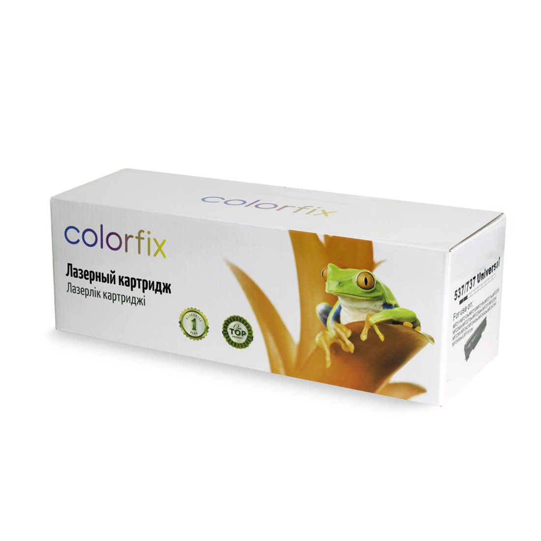 Картридж, Colorfix, CRG-137/337/737, Для принтеров Canon i-SENSYS MF211/212/216/217/226/229, 2400 страниц.