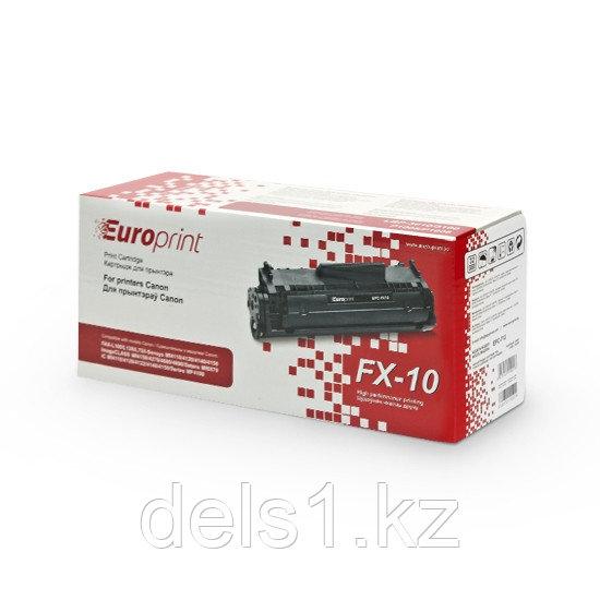 Картридж, Europrint, EPC-FX10, Canon MF4110/4120/4140/4150, MF4150/4270/4680/4690, FAX-L100/L120/L75, 2000 стр