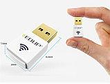 Беспроводной адаптер WiFi адаптер EDUP 300EP-AC1619-2х диапазонный  , фото 3