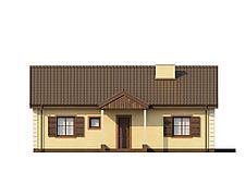 Строительство дома «под ключ» по проекту «Сельская идиллия», фото 3