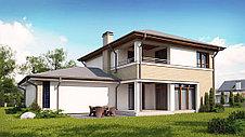 Строительство дома «под ключ» по проекту «Тезей», фото 2
