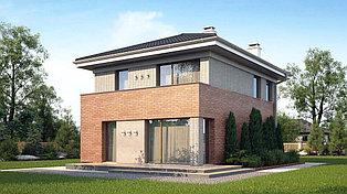 Строительство дома «под ключ» по проекту «Галатея»