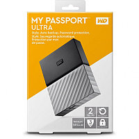Внешний жесткий диск WD My Passport 4Tb Black, фото 1