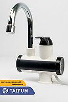 Смеситель RX-009 с проточным водонагревателем одноручный для умывальника, фото 1