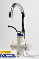 Смеситель RX-003 с проточным водонагревателем одноручный для умывальника, фото 1