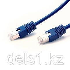 Патч Корд, SHIP, S4025BL0150-P, Cat.5e, FTP, LSZH, RJ-45, 1.5 м, Синий, Экранированный, Пол. пакет
