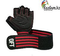Перчатки для занятий спортом, размер L (FT-GLV01-L), фото 1