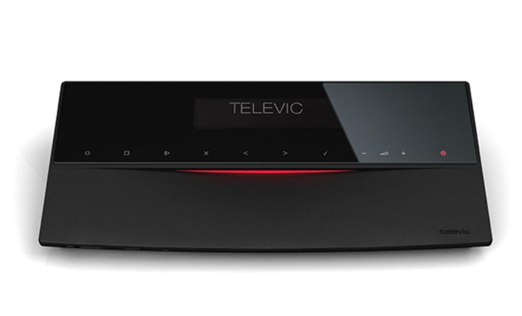 Televic D-Cerno CUR центральный блок (запись/WEB сервер)