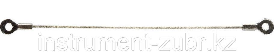 Струна ЗУБР с алмазным напылением, P 100, 150мм, фото 2