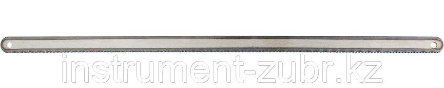"Полотна STAYER ""MASTER"" для ножовки по металлу односторонние 12x300 мм, 24 TPI, 50 шт, фото 2"