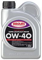 Моторное масло Meguin Super Leichtlauf Driver 0w40 1литр