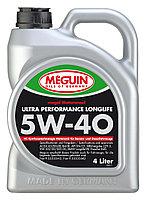 Моторное масло Meguin Moto. Ultra Perf-ce Longlife 5w40  4литра