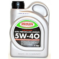 Моторное масло Meguin Moto. Ultra Perf-ce Longlife 5w40  1литр