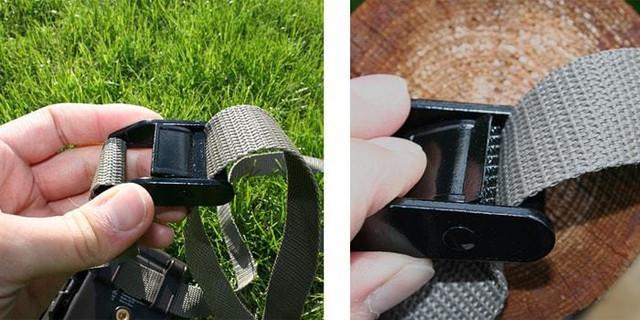 Для крепления камеры используется специальный регулируемый ремень повышенной надежности (входит в комплект поставки)