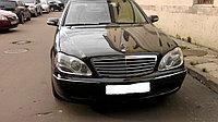 Прокат аренда авто Mercedes S500 W220