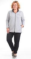 Спортивная одежда Pretty-597, серый, 50