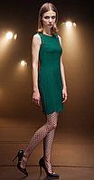 Платье Nova Line-5679, изумрудный, 44