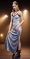 Платье Nova Line-5678, серый, 42