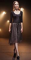 Платье Nova Line-5690, черный, 42