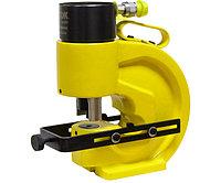 Шинный перфоратор с автоматическим прижимом шины и параллельным упором ШП-110АП+ SHTOK