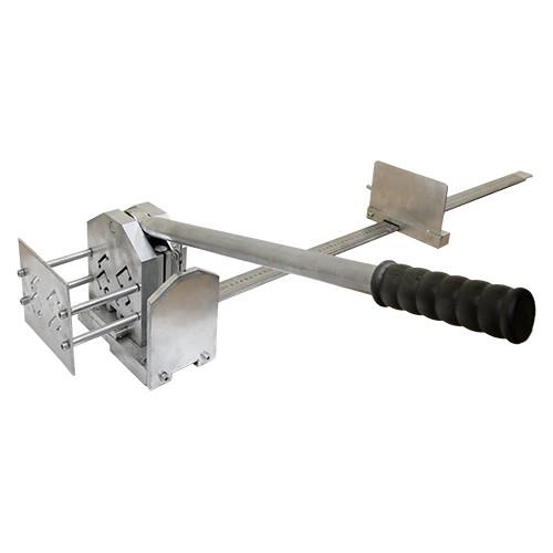 Резак монтажной рейки и перфорированной шины универсальный РРУ-40 SHTOK