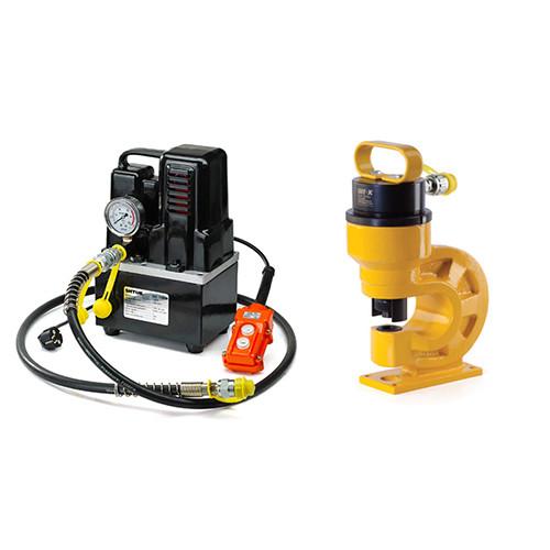 Комплект для перфорации токоведущей шины СНГ + ШП-95+ SHTOK