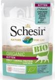 Schesir Bio консервы для котят, 85г