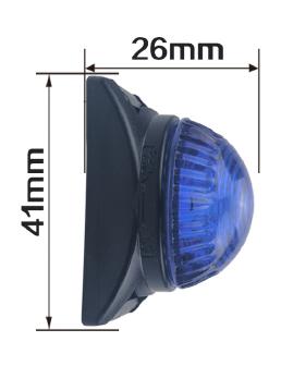 Наружная сигнальная лампа E01