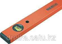 Уровень KRAFTOOL коробчатый усиленный, точность (0,5мм/м), 2 ампулы, 60 см, фото 2