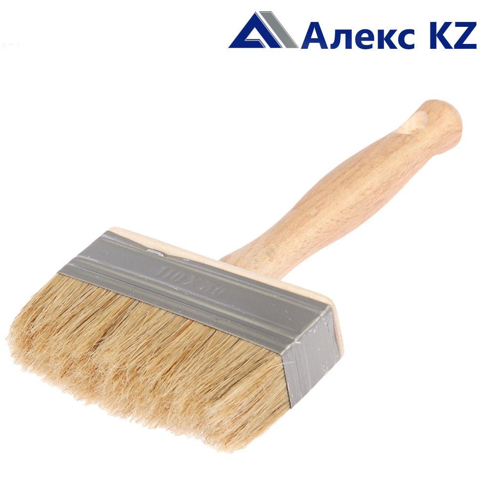 Кисть макловица STAYER, деревянный корпус, 180*50