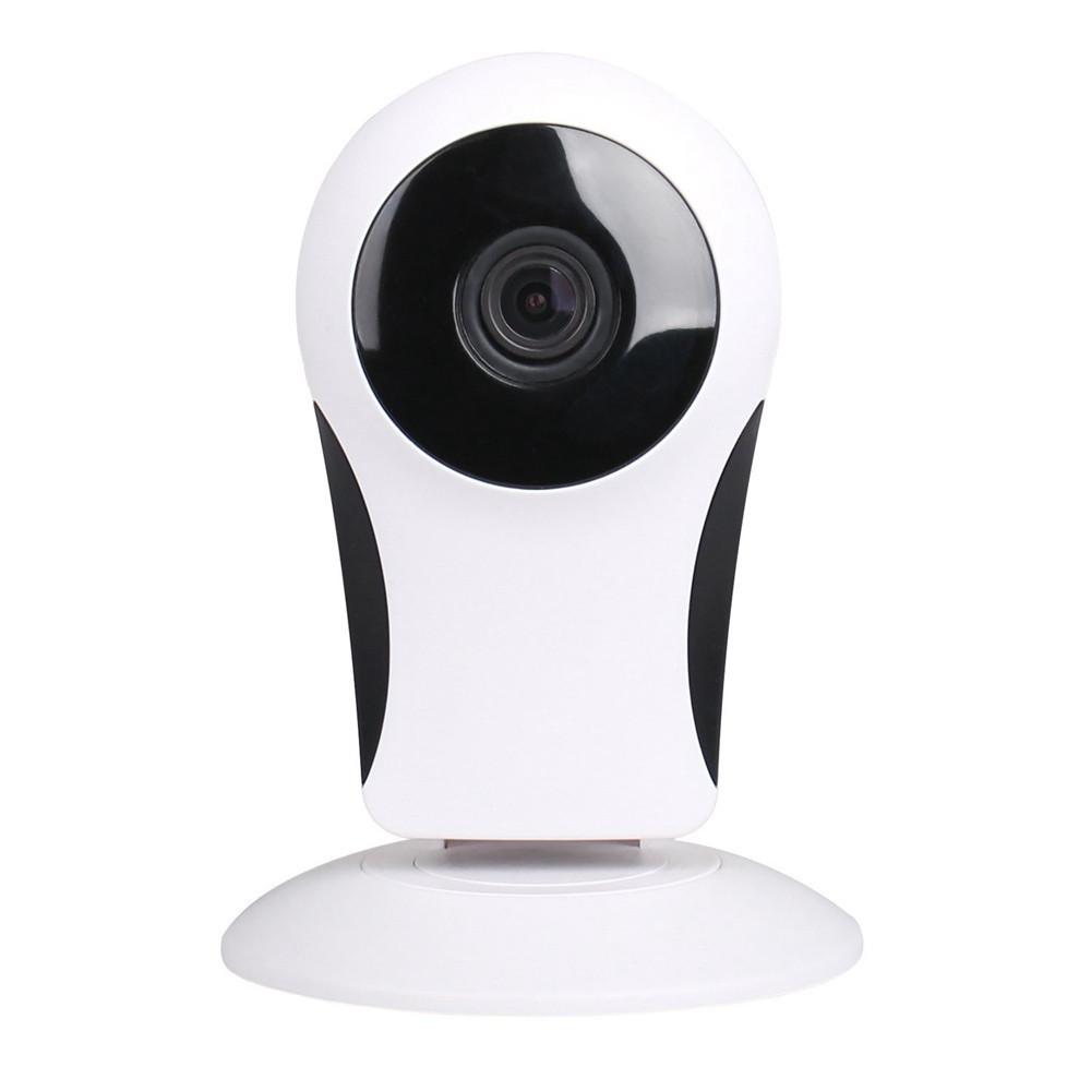 Беспроводная панорамная Wi-Fi IP камера видеонаблюдения на 180° (рыбий глаз) - 1.0MP