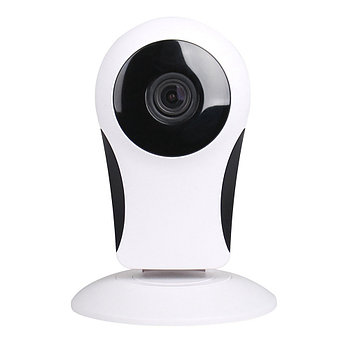 Беспроводная панорамная Wi-Fi камера видеонаблюдения 180° (рыбий глаз), 2.0MP