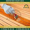 Защитная декоративная пропитка для древесины Neomid Bio Color Aqua | 9 л., фото 4