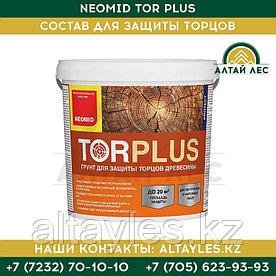 Cостав для защиты торцов древесины Neomid Tor Plus | 2,5 кг.