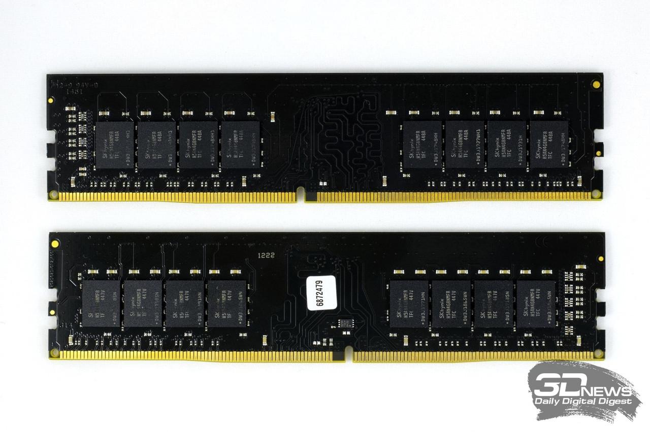Оперативная память DDR4 8GB Kingston KVR24N17S8/8
