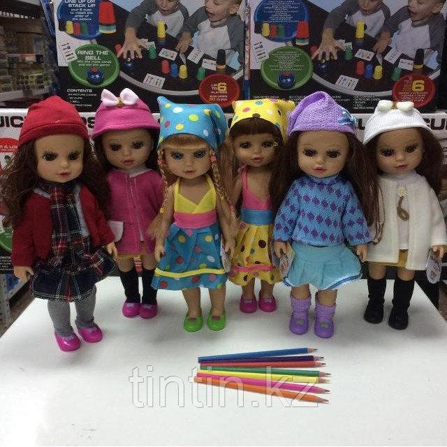 Говорящая кукла MayMay Girls 35 см