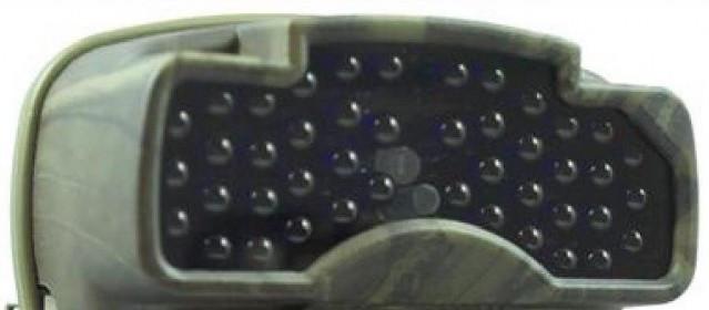 Камера оснащена ИК-подсветкой, состоящей из 44 диодов!