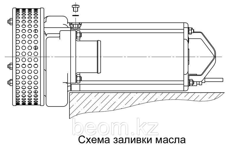 Насос центробежный погружной ГНОМ 40-25, ГМС - фото 4